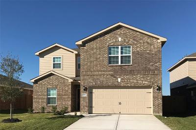Hockley Single Family Home Pending: 22502 Threefold Ridge Drive