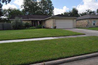 League City Single Family Home For Sale: 306 Maple Leaf Street