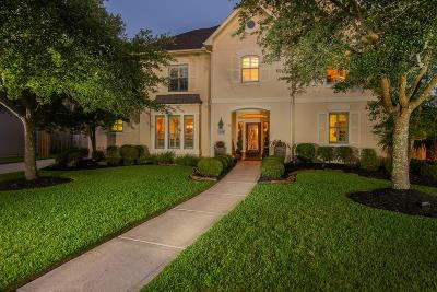 Seabrook Single Family Home For Sale: 3114 Sea Channel Drive