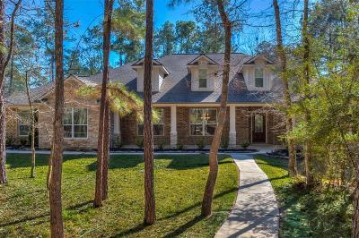 Magnolia Single Family Home For Sale: 10711 Sea Mist