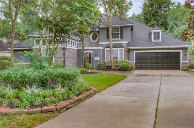 The Woodlands Single Family Home For Sale: 78 S Plum Crest Circle
