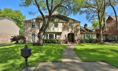Houston Single Family Home For Sale: 14734 Bramblewood Drive