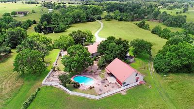 Fayette County Country Home/Acreage For Sale: 4999 Hranicky Road