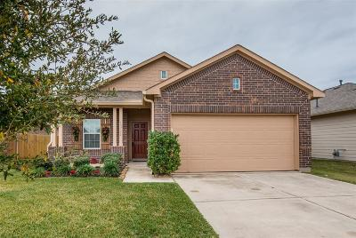 Cypress Single Family Home For Sale: 10722 Woodwind Shadows Drive