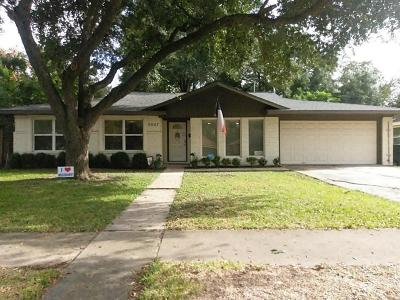Houston Single Family Home For Sale: 5647 Ludington Drive