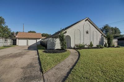 Deer Park Single Family Home For Sale: 1022 Frances Street