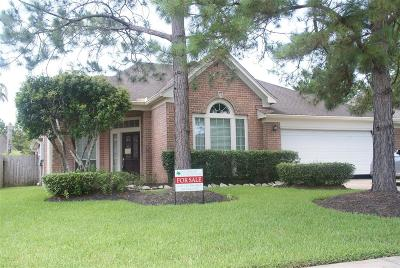League City Single Family Home For Sale: 4421 Blossomwood Drive