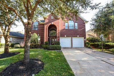 Missouri City Single Family Home For Sale: 5623 Horseshoe Falls