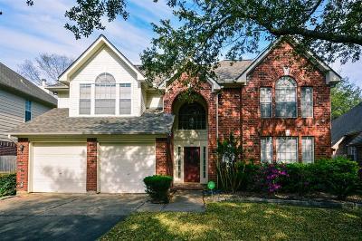 Missouri City Single Family Home For Sale: 2415 Blue Rose Drive