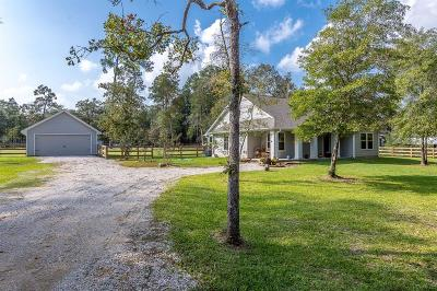 Hockley Single Family Home Pending: 26065 Pine Oak Drive