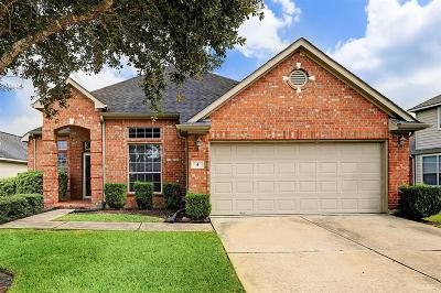 Manvel Single Family Home For Sale: 4 Old Presidio Drive