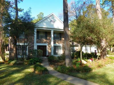 Spring Single Family Home For Sale: 15 Tall Sky Place