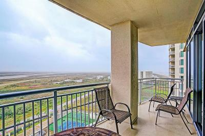Galveston TX Mid/High-Rise For Sale: $399,000