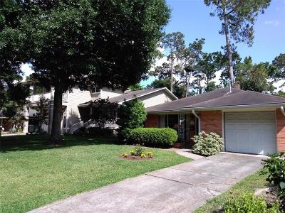 Oak Forest Single Family Home For Sale: 2327 Poinciana Drive