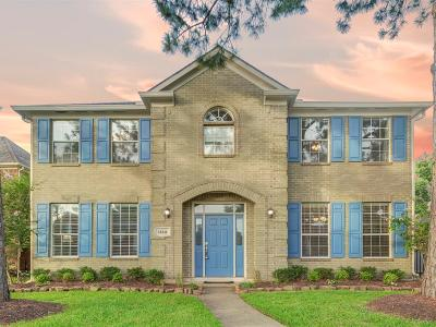 Single Family Home For Sale: 13811 Marbledale Court