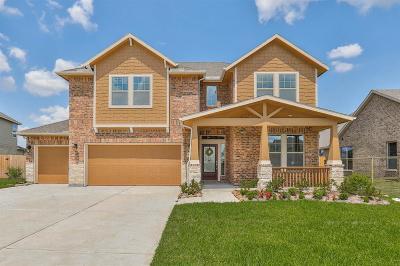 Rosenberg Single Family Home For Sale: 8811 Japonica Drive