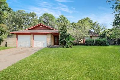 Friendswood Single Family Home For Sale: 311 Colonial Drive
