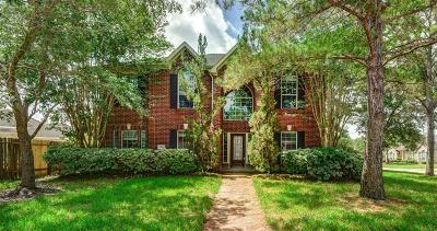 Katy Single Family Home For Sale: 20511 Walnut Canyon Drive