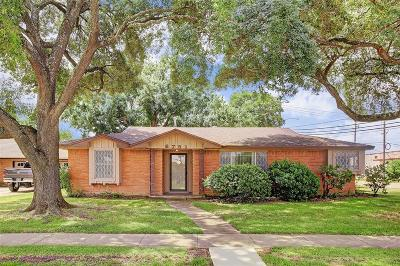 Houston Single Family Home For Sale: 6751 Grovewood Lane