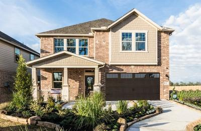 Cypress TX Single Family Home For Sale: $269,948