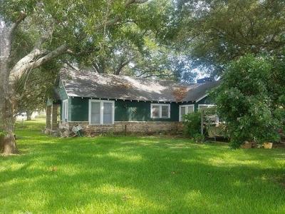 Van Vleck Single Family Home For Sale: 1604 5th Street