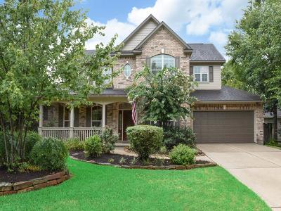 The Woodlands TX Single Family Home For Sale: $554,900