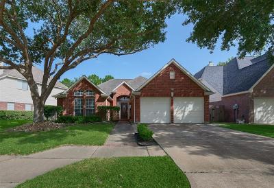 Katy Single Family Home For Sale: 21511 Santa Clara Drive