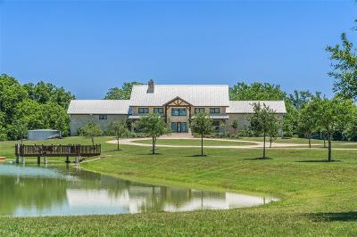 Columbus Farm & Ranch For Sale: 1000 River Trace Drive