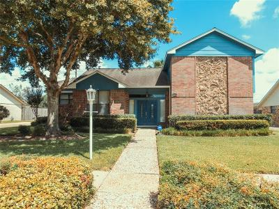 Sugar Land Single Family Home For Sale: 519 Green Belt Drive