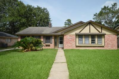 Spring Single Family Home For Sale: 23222 Earlmist Drive