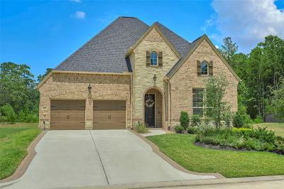 Conroe Single Family Home For Sale: 142 Lily Green Court