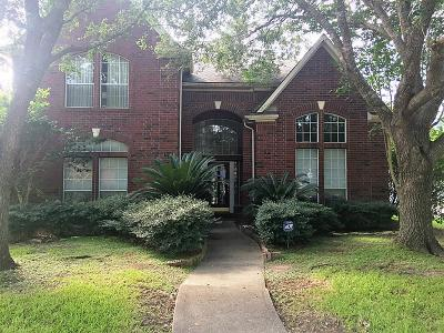 Galveston County Single Family Home For Sale: 510 Lakeside Lane