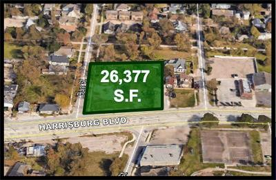Residential Lots & Land For Sale: Harrisburg Boulevard