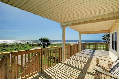 Galveston TX Single Family Home For Sale: $374,800
