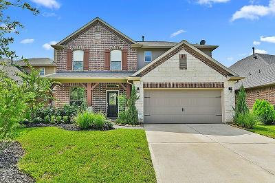 Montgomery Single Family Home For Sale: 107 Forest Heights Way