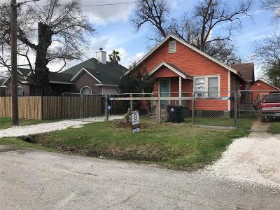 Houston Multi Family Home For Sale: 241 Cody Street