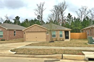 Conroe TX Single Family Home For Sale: $210,900