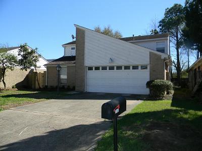 Houston TX Single Family Home For Sale: $219,000