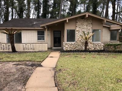 Dickinson, Friendswood Rental For Rent: 3024 Inwood Drive