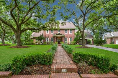 Sugar Land, Sugarland Single Family Home For Sale: 25 The Oval Street