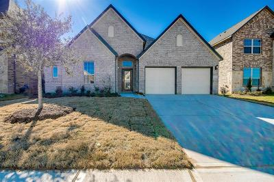 Richmond Single Family Home For Sale: 24419 Bludana Lane