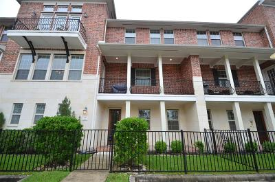 Kingwood TX Condo/Townhouse For Sale: $299,999