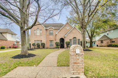 Katy Single Family Home For Sale: 22606 Bucktrout Lane