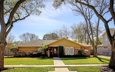 Meyerland, Meyerland 1, Meyerland 3, Meyerland 8 Rp C Single Family Home For Sale: 5011 Wigton