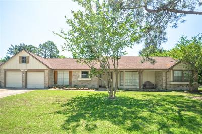 Friendswood Single Family Home For Sale: 805 Lancaster