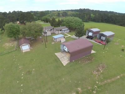 Navasota Farm & Ranch For Sale: 8587 County Road 410