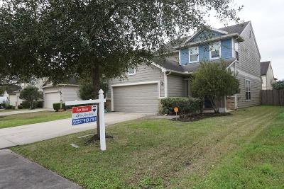 Fort Bend County Single Family Home For Sale: 3018 Feather Green Trail