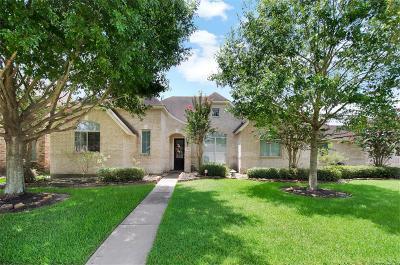 Houston Single Family Home For Sale: 17802 W Copper Lakes Drive