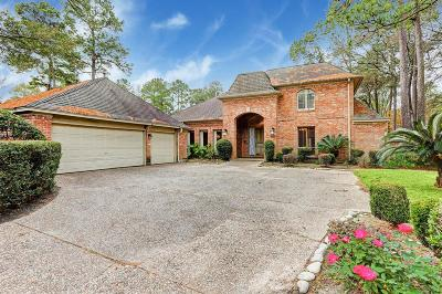 Houston Single Family Home For Sale: 14007 Hambleton Drive