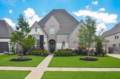 Katy Single Family Home For Sale: 2715 Mayfield Ridge Lane